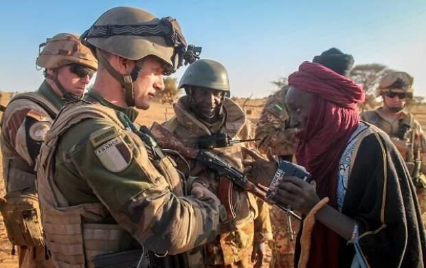 ۲ نظامی فرانسوی دیگر در کشور مالی کشته شدند