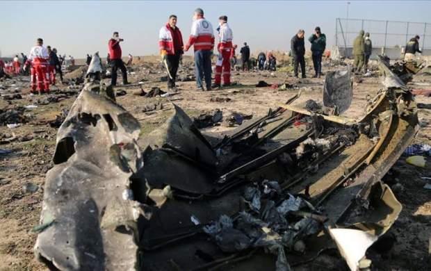 لحظه بازکردن جعبه سیاه هواپیمای اوکراینی