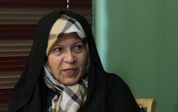 فائزه هاشمی: دوست داشتم ترامپ انتخاب شود تا فشار به ایران ادامه پیدا کند
