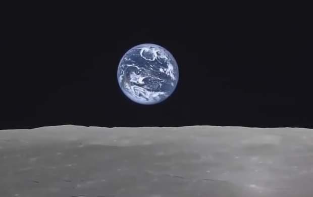 تصاویر دیدنی که ماهواره ژاپنی منتشر کرد