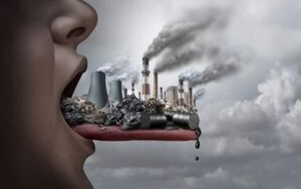 در آلودگی هوا چه بخوریم؟