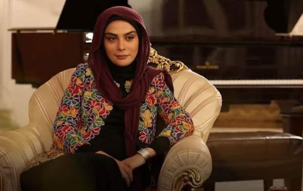 خانم بازیگر: وارد حاشیه «شام ایرانی» نشدم