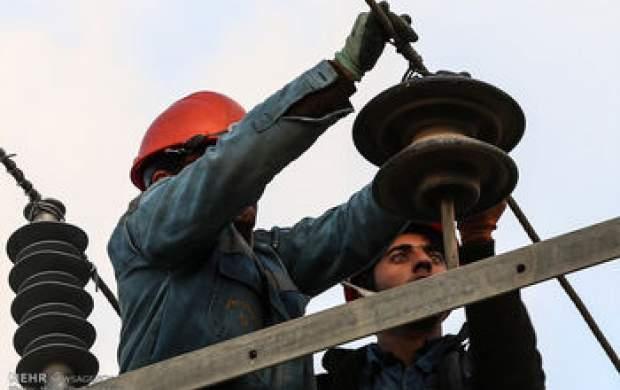 قطعی گسترده برق در تهران