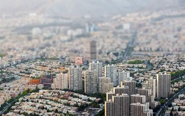 آپارتمانهای ۹۰ متری تهران چند؟