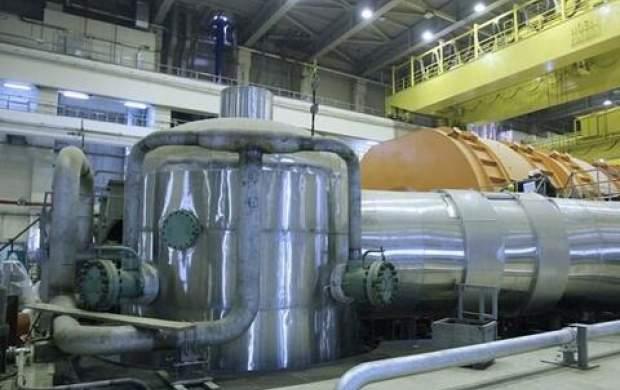 آژانس تولید اورانیوم برای رآکتور تهران را تأیید کرد