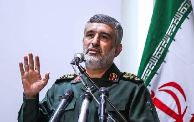 سردارحاجیزاده: قدرت جدیدی در سپاه متولد شد