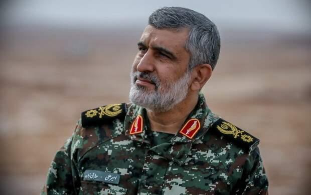 سردار حاجیزاده: موشک ابزار تولید قدرت است
