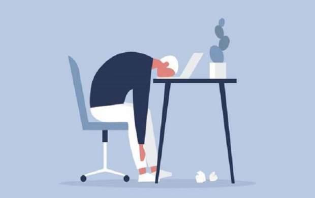 ۵ عادت بد که باعث تخلیه انرژی میشود