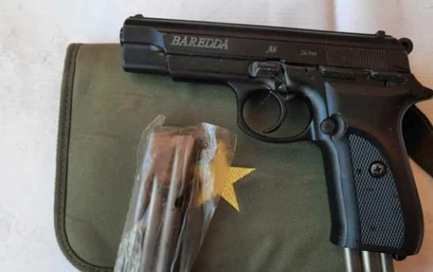 ضربه وزارت اطلاعات به قاچاقچیان سلاح در پاوه