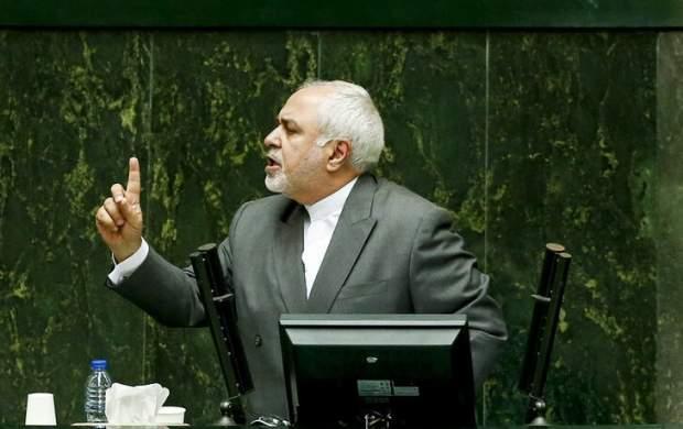 ظریف: در نظر رهبری نه برجام بوی گند میدهد و نه دفن شده!