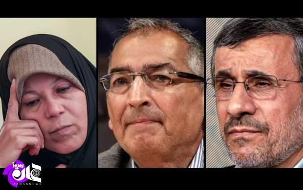 زیباکلام: «فائزه هاشمی» شایستهترین فرد برای ریاست جمهوری است!/ اگر همین الان احمدینژاد را رها کنید سفارت آمریکا را آب و جارو میکند/ روحانی مثل یک مرد بیپول در سالگرد ازدواج است