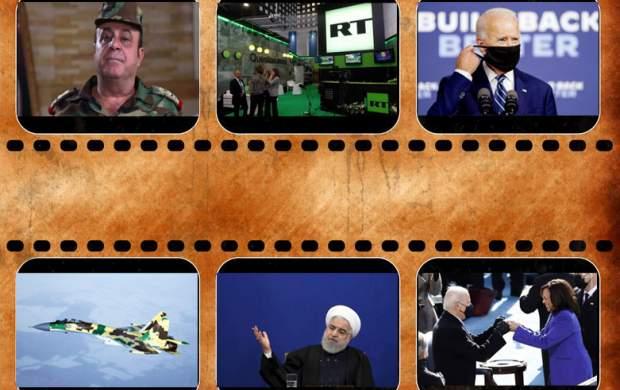 فیلمهای پربازدید جهان نیوز در هفتهای که گذشت/ از «پاسخ یک نماینده به اظهارات جنجالی روحانی علیه مجلس» تا «توسل ژنرال سوری به شهید اصغر پاشاپور»