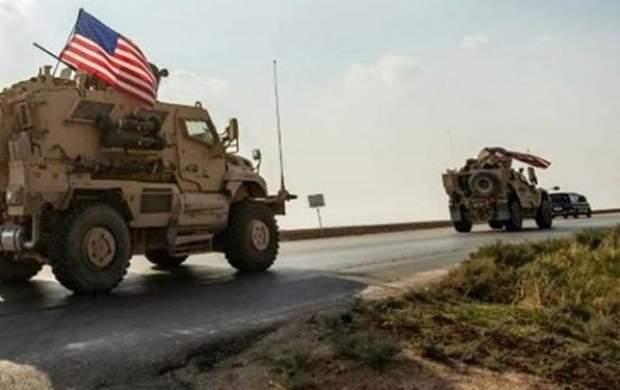 ۳ کاروان آمریکا در عراق هدف قرار گرفت