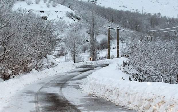 ماندگاری هوای سرد در کشور