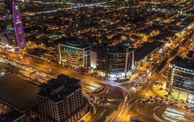 شنیده شدن صدای انفجار در پایتخت عربستان