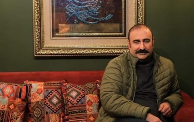 مهران احمدی: سینما نادیدهام گرفت