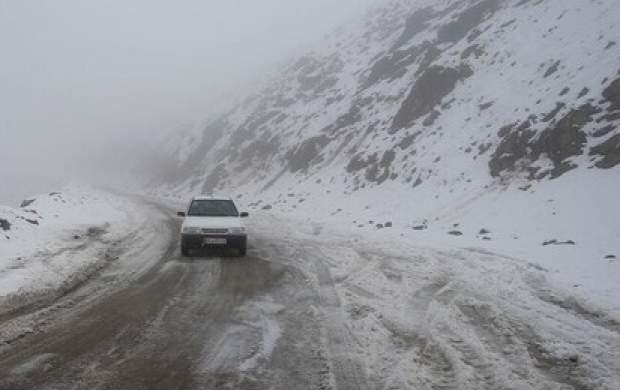 ١٩ استان درگیر برف، سیل و آبگرفتگی