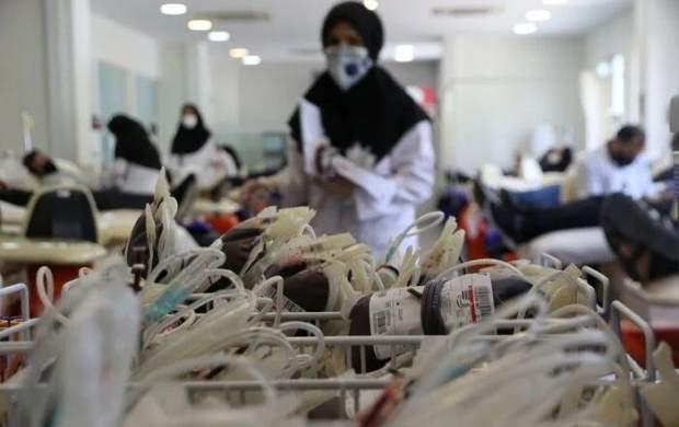 تهران فقط برای پنج روز ذخیره خون دارد