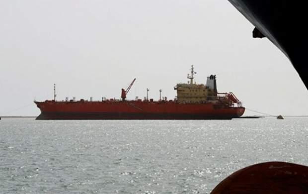 توقیف نفتکش ایرانی توسط اندونزی +عکس
