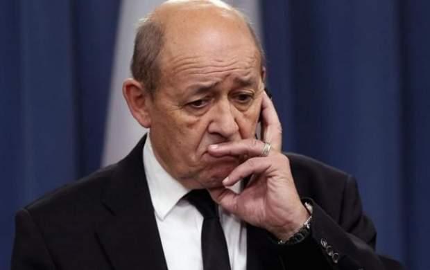 لفاظی دوباره فرانسه درباره برنامه هستهای ایران