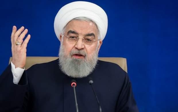 روحانی: دولت دستاورد زیست محیطی داشته است