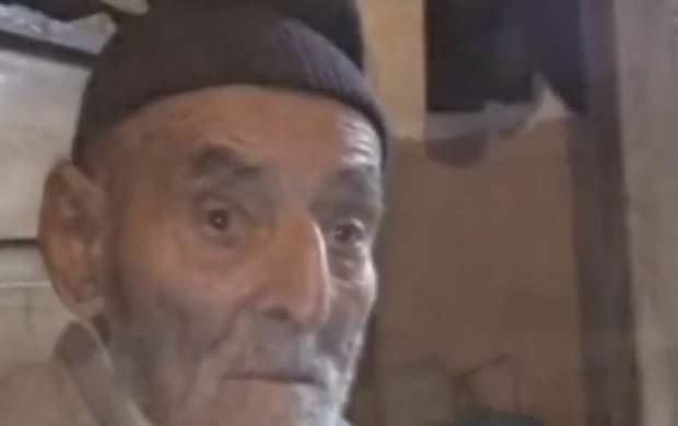 پیرمرد ۱۴۰ سالهی مازندرانی با ۱۵۰ نواده
