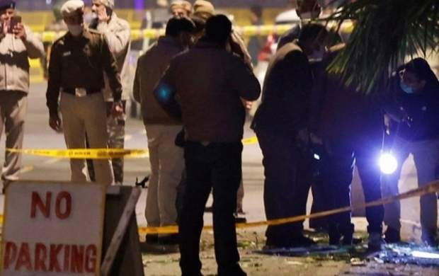 گروه هندی مسئول انفجار سفارت اسرائیل