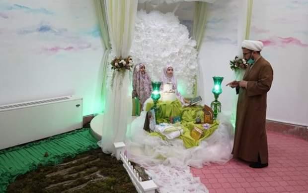 جشن تکلیف متفاوت در حرم امام رئوف +تصاویر