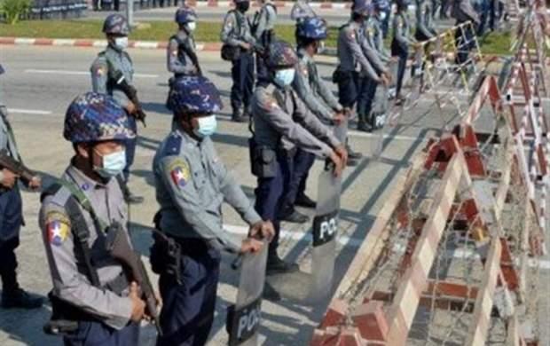 واکنش اروپاییها به کودتای نظامی در میانمار