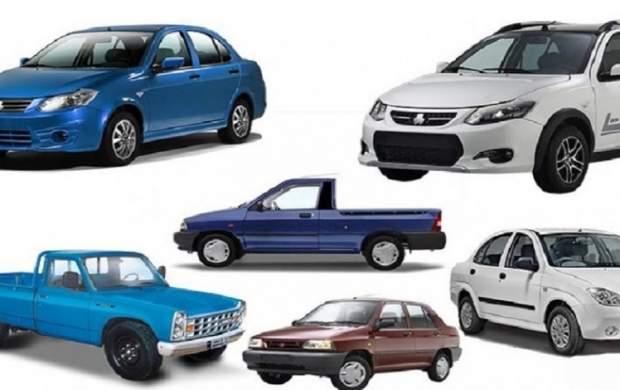 قیمت روز خودروهای داخلی و خارجی +جدول