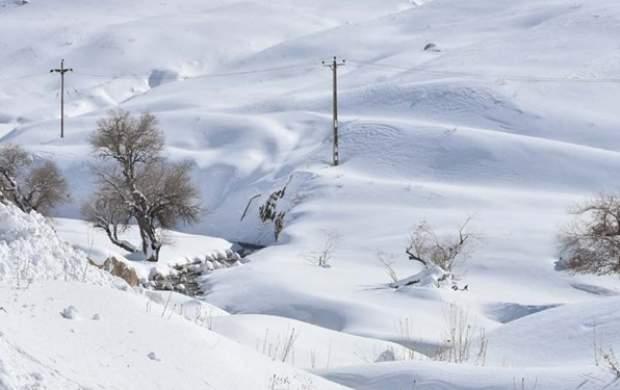 باران و برف از اواخر وقت ۲۷ بهمن در کشور