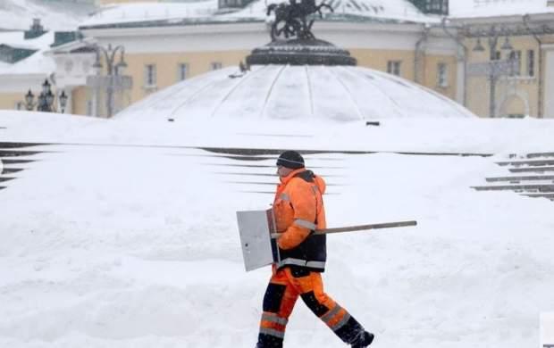 "مسکو غرق در برف  <img src=""http://cdn.jahannews.com/images/picture_icon.gif"" width=""16"" height=""13"" border=""0"" align=""top"">"
