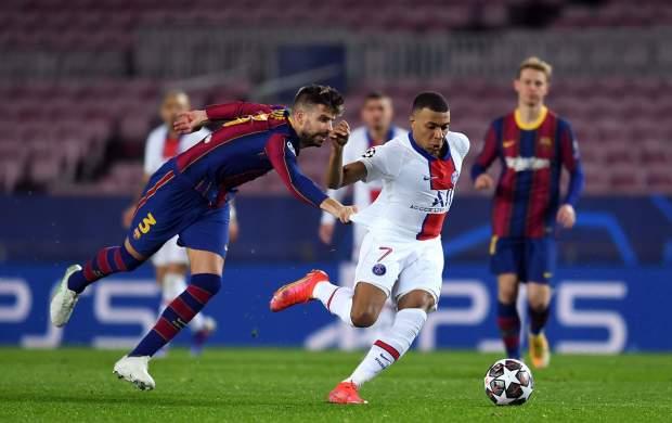 بارسلونا در ورزشگاه خود تحقیر شد