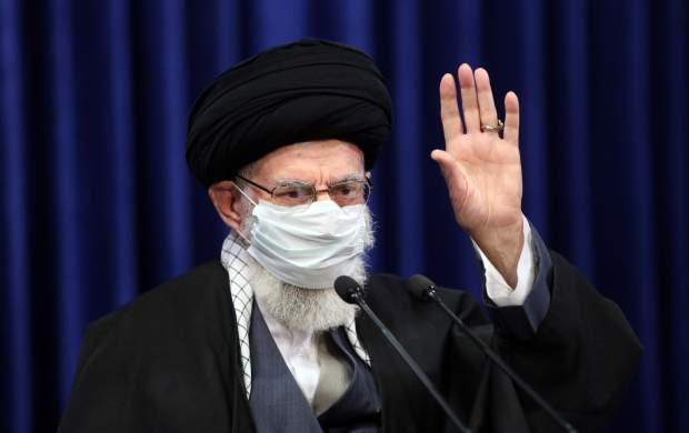 بیانات کامل رهبرانقلاب در دیدار مردم تبریز