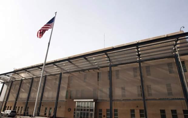 نماینده عراق: سفارت آمریکا پادگان شده است