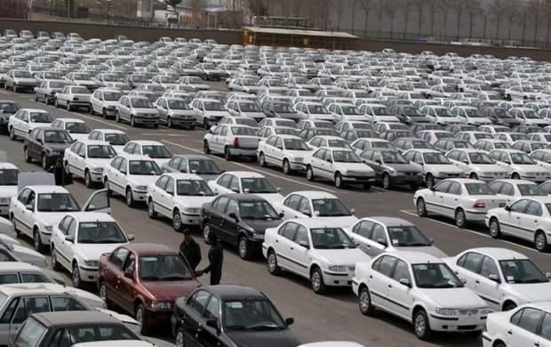 دنده معکوس قیمت خودرو