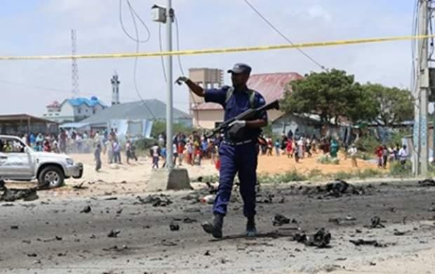 درگیری مسلحانه در پایتخت سومالی