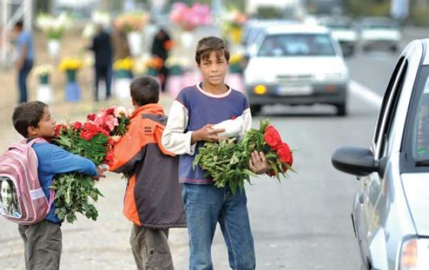 چند درصد از کودکان کار غیر ایرانی هستند؟