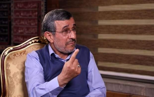 واکنش احمدی نژاد به احتمال ردصلاحیتش