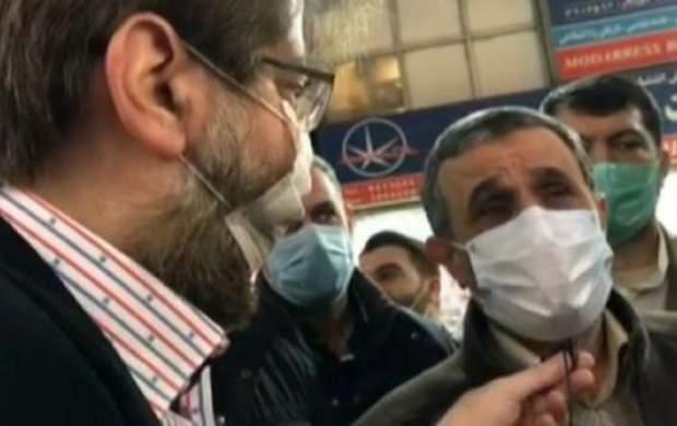 همچنان احمدی نژاد را جدی نگیرید/ رئیس بهاریها میرحسین قبل از انتخابات میشود؟