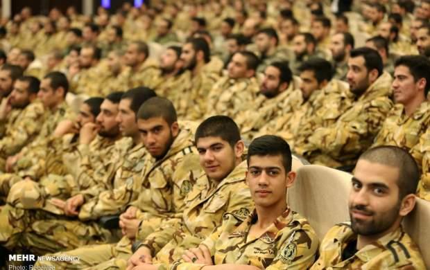 افزایش حقوق سربازان کلید خورد +جزئیات