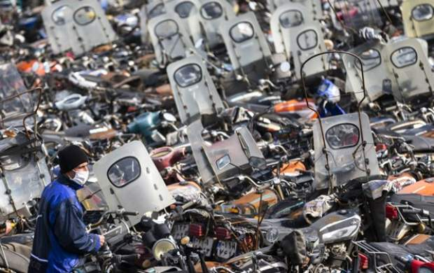 تمدید طرح ترخیص موتورسیکلتهای رسوبی