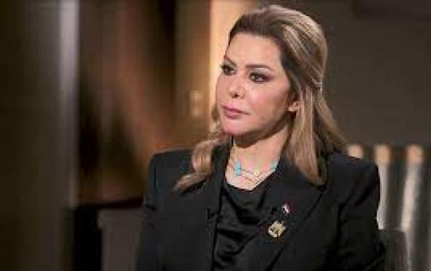 دختر صدام یک مرده سیاسی است