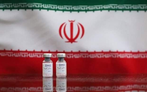 آقای بازیگر: ردیف اول تزریق واکسن ایرانی کرونا میایستم