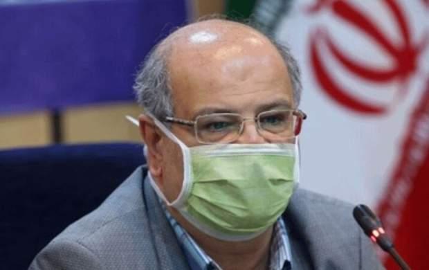 زالی: کرونا در تهران خطرناک شده است