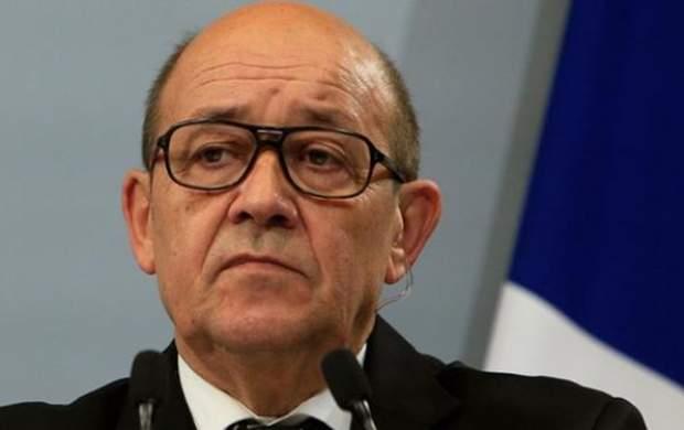 نگرانی پاریس از توقف اجرای پروتکل الحاقی