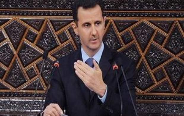 درخواست «بشار اسد» درباره تبلیغات آشپزی