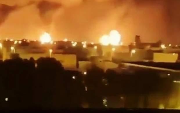 حمله موشکی انصارالله یمن به پایتخت عربستان