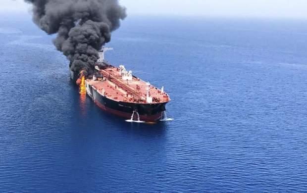 جزئیات بیشتر از انهدام کشتی اسرائیل در دریای عمان/ کشتی متعلق به چه کسی بود؟ +جزئیات حمله