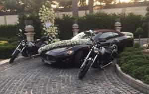 اجاره ماشین عروس پرشین گشت